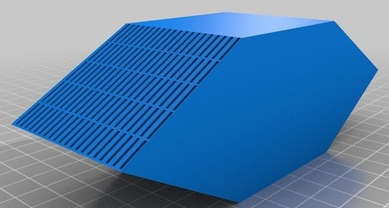 Total Heat Exchanger For Energy Recovery Ventilation